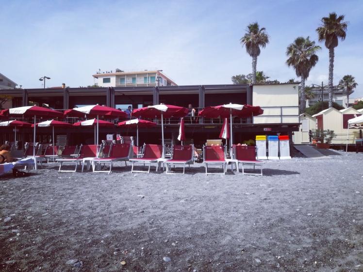 Restaurant Lido Beach