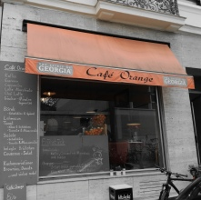 Café Orange 1